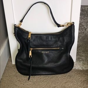 Marc Jacobs black leather purse